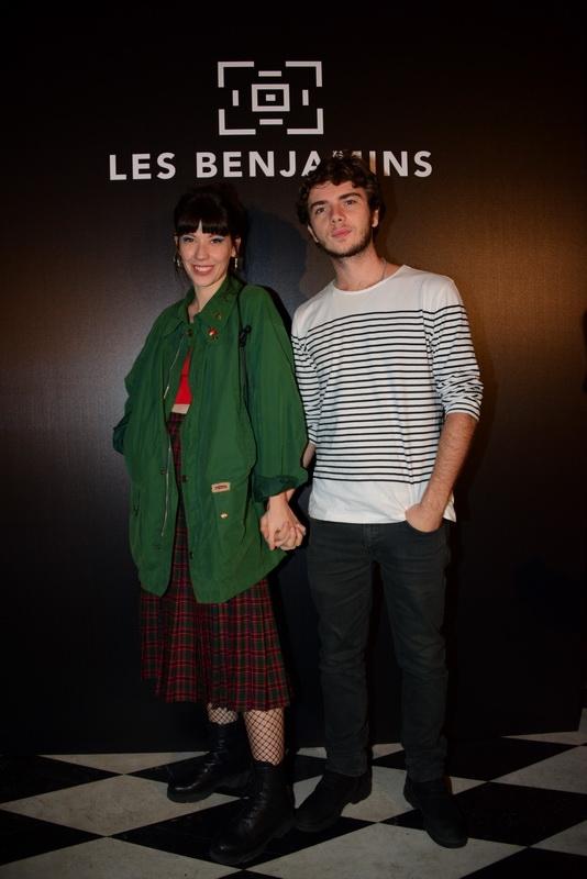 Les Benjamins flagship mağazası açıldı