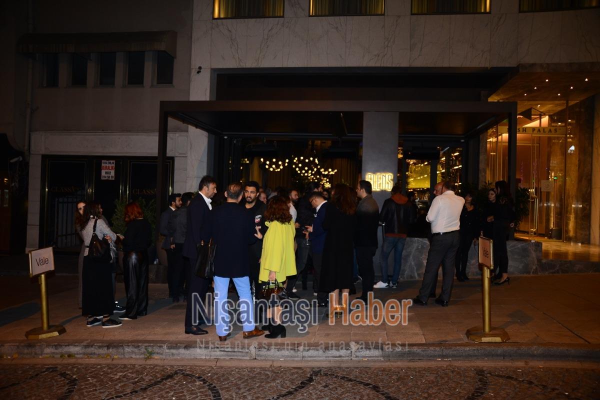 Dora Magazin İstanbul'da