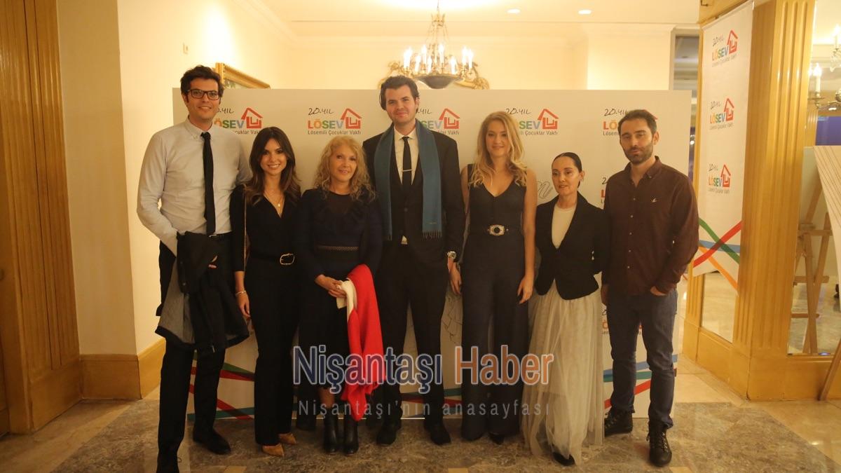 LÖSEV, 20. kuruluş yılını ödül töreniyle kutladı