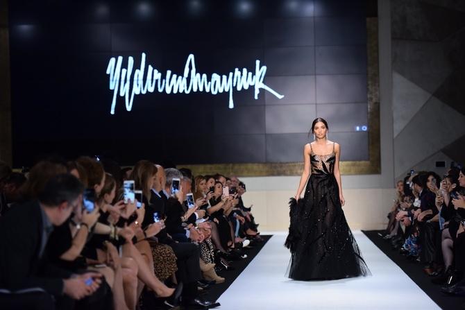 Oriental Fashion Show ilk kez İstanbul'da gerçekleşti