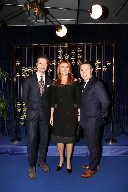 Brooks Brothers 200 yaşında / Luca Gastaldi, Füsun Kuran, Andy Lew