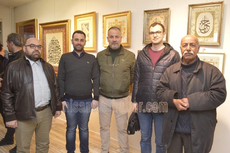 """Hasan Çelebi ile """"Türk Hat Sanatına Bir Bakış"""""""