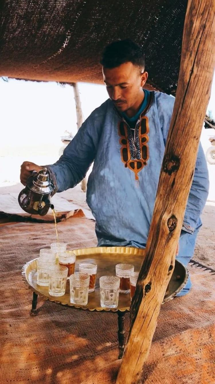 Pia Hakko Marakeş'te