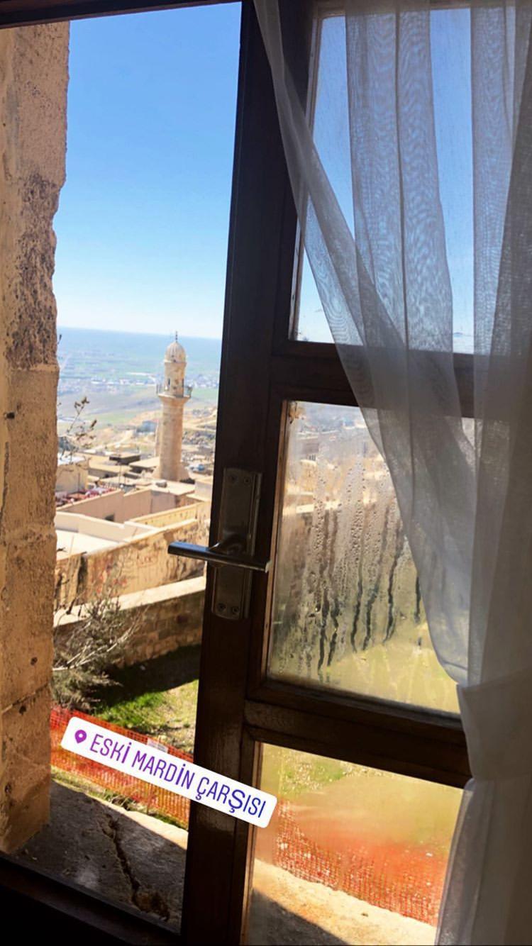 Toplusoy Mardin'e gitti